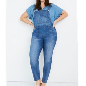 Madewell Skinny Overalls Size 3X